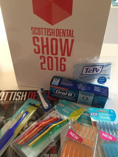 Dental Show Goodie Bags