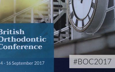 British Orthodontic Conference 2017