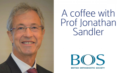 A coffee with Prof. Jonathan Sandler