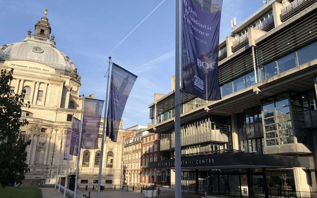 British Orthodontic Conference 2018